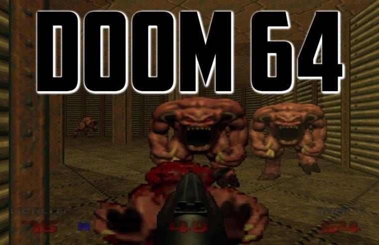 Doom 64, Doom Eternal Ön Sipariş Ödülü Olacak!