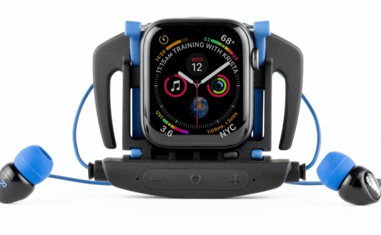 H2O Audio'nun Apple Watch İçin Su Geçirmez Kulaklıklığı