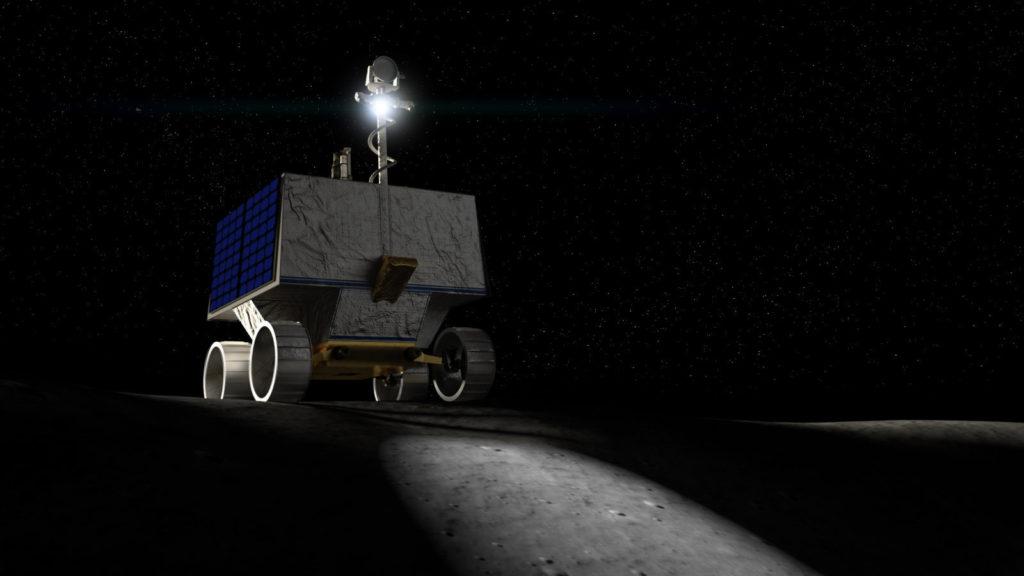 Nasa Viper aracı ayda su arayacak!