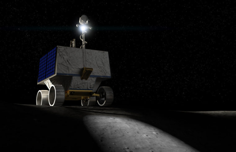 Ay Üzerinde Su Arayacak NASA Aracı: VIPER