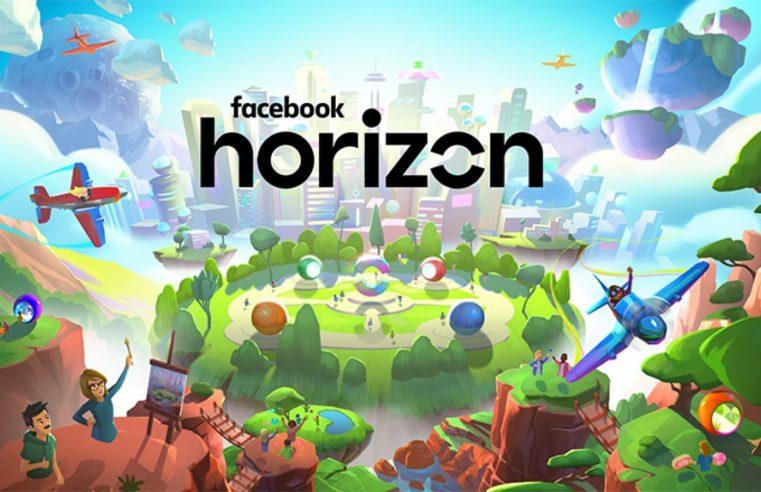 Facebook Horizon Dijital Dünya'ya Açılan Kapı
