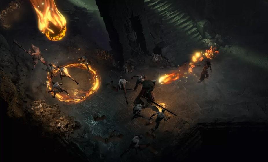 Diablo 4 açık dünya