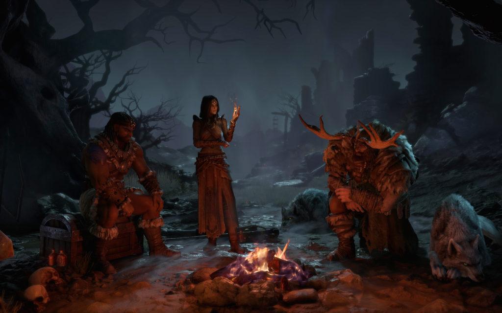Diablo 4 yeni sınıflar