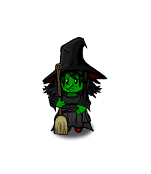 Town of Salem Witch