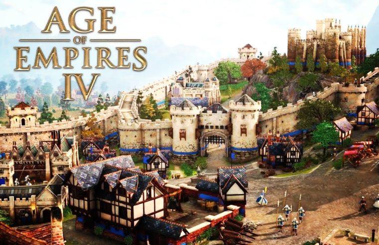 Microsoft, Age of Empires IV Tanıtımını Yaptı