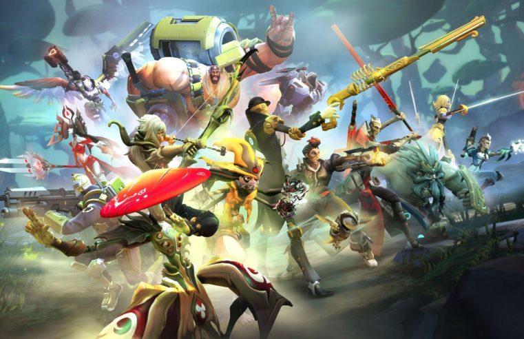 Battleborn Oyunu Dijital Mağazalardan Kaldırıldı