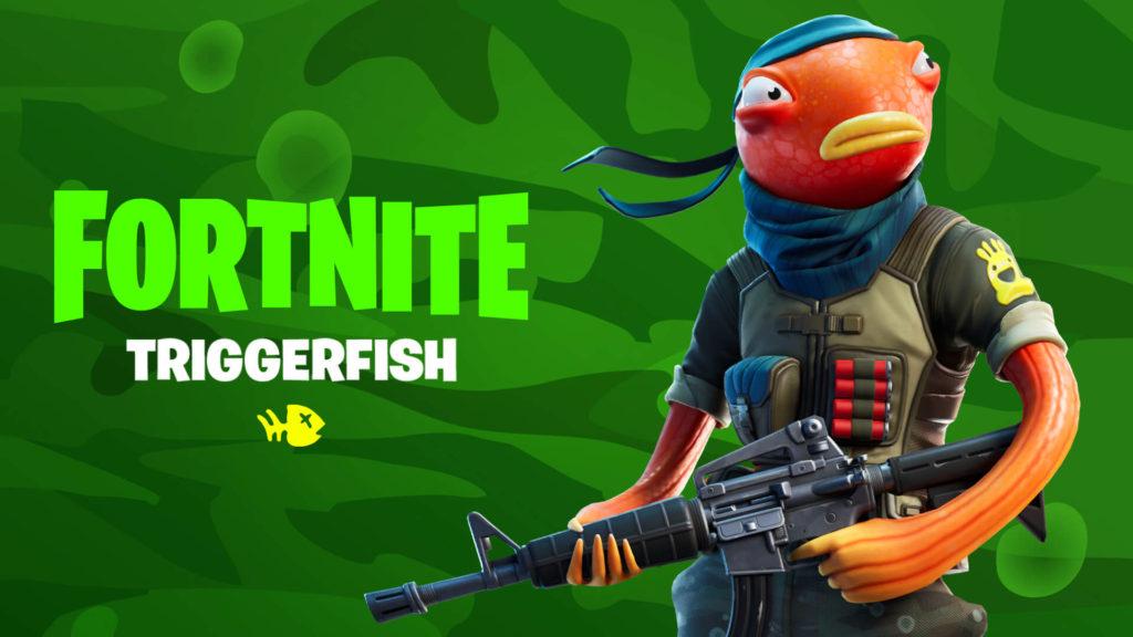 Fortnite Balık Tutma Turnuvası