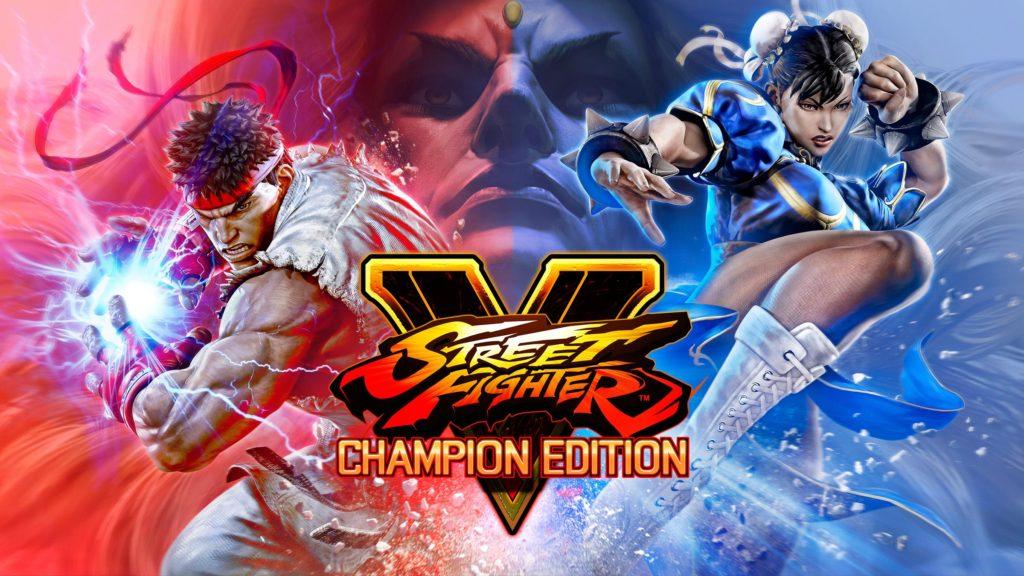 Street Fighter 5 Şampiyon Sürümü