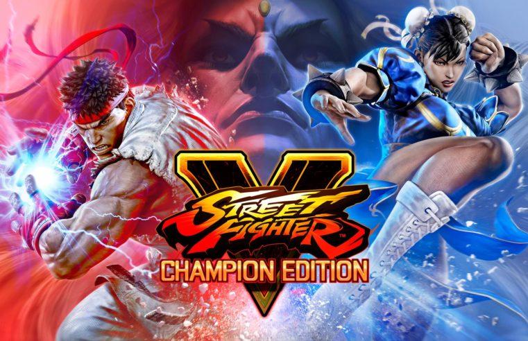 Street Fighter 5: Şampiyon Sürümü Tanıtıldı