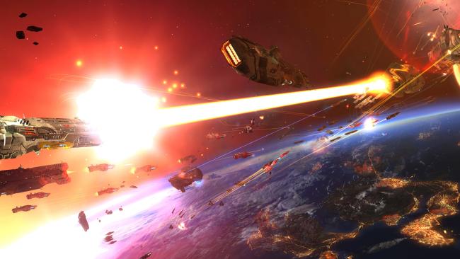 En iyi uzay oyunları homeworld remastered collection