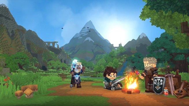 Minecraft Hypixel Sunucusundan Çıkma Yeni Oyun: Hytale