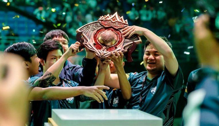 Mobile Legends: Bang Bang Dünya Şampiyonası Kazananı