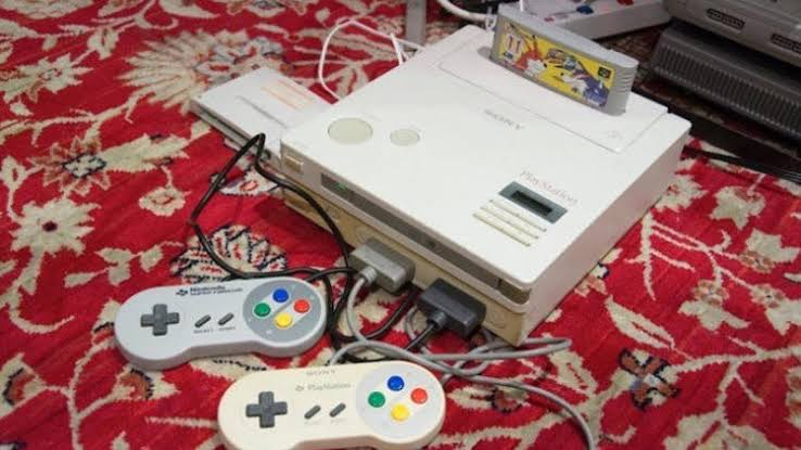 Nintendo ve Playstation İş Birliğinden: Nintendo Playstation