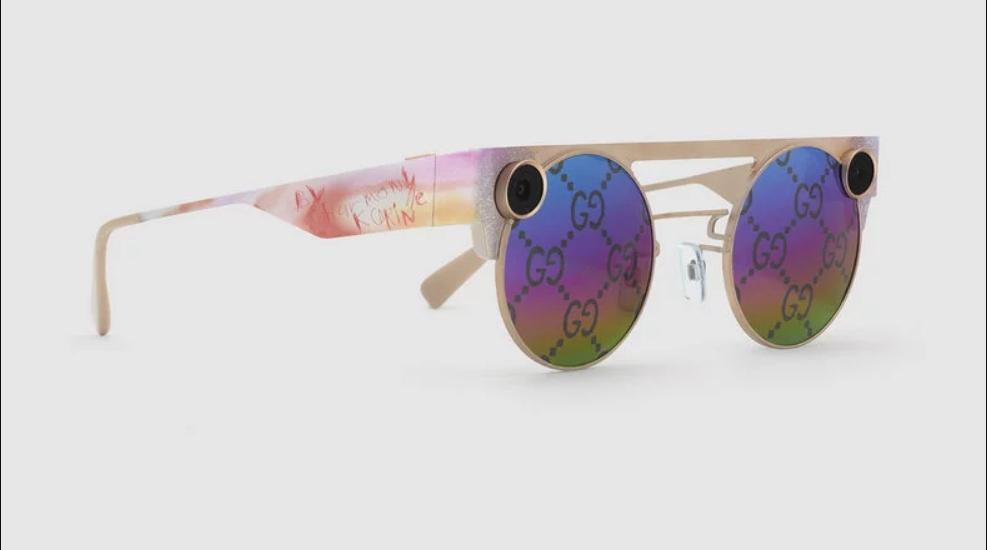 Snapchat ve Gucci Artırılmış Gerçeklik Gözlüğü