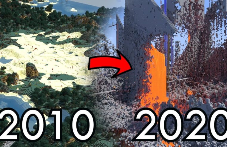Minecraft 2b2t Sunucusu