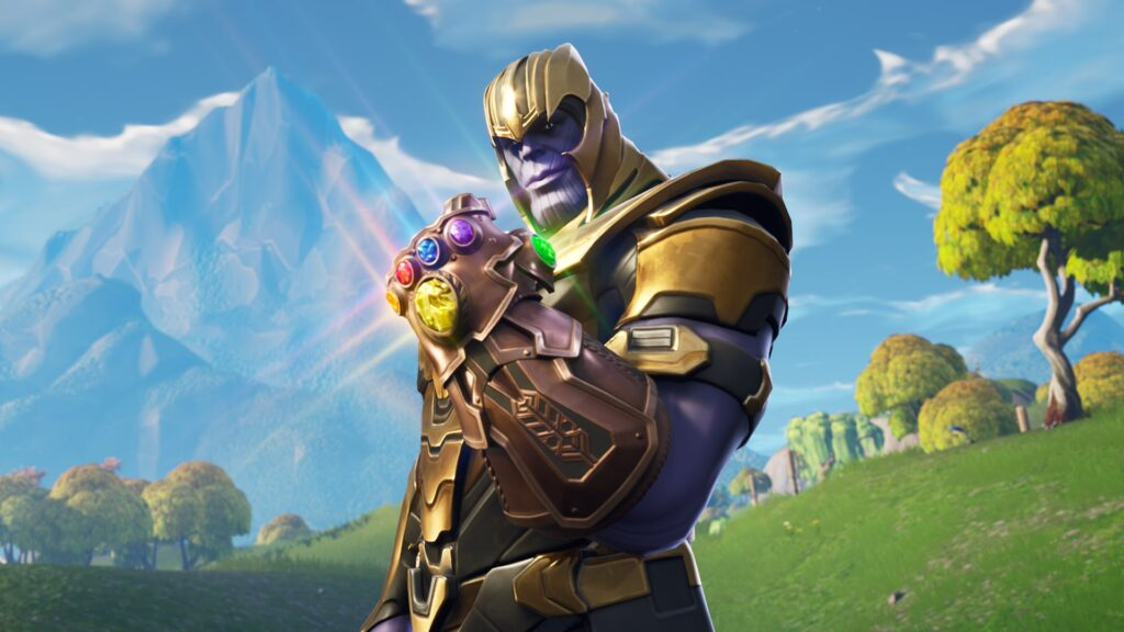 Fortnite Thanos Kostüm