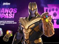 Fortnite Thanos Kostümü Geliyor