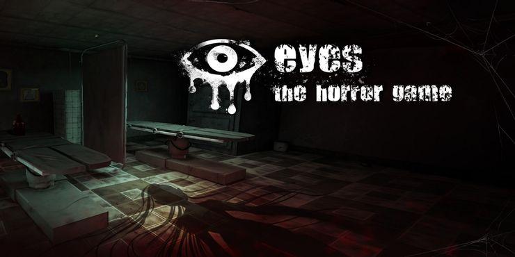 En İyi Telefon Korku Oyunları: Eyes
