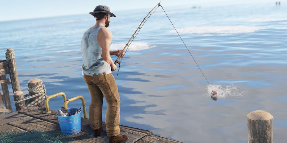 Rust balık nasıl tutulur?